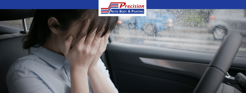 Top Five Signs Your Collision Damage was More Serious Than You Thought